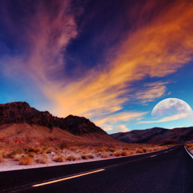 Highway mood by Stefan Thaler (thalerst)) on 500px.com