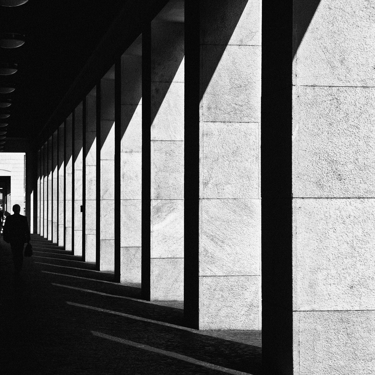 Photograph ::: The Man In The Shadow ::: by Alessandro Calza on 500px