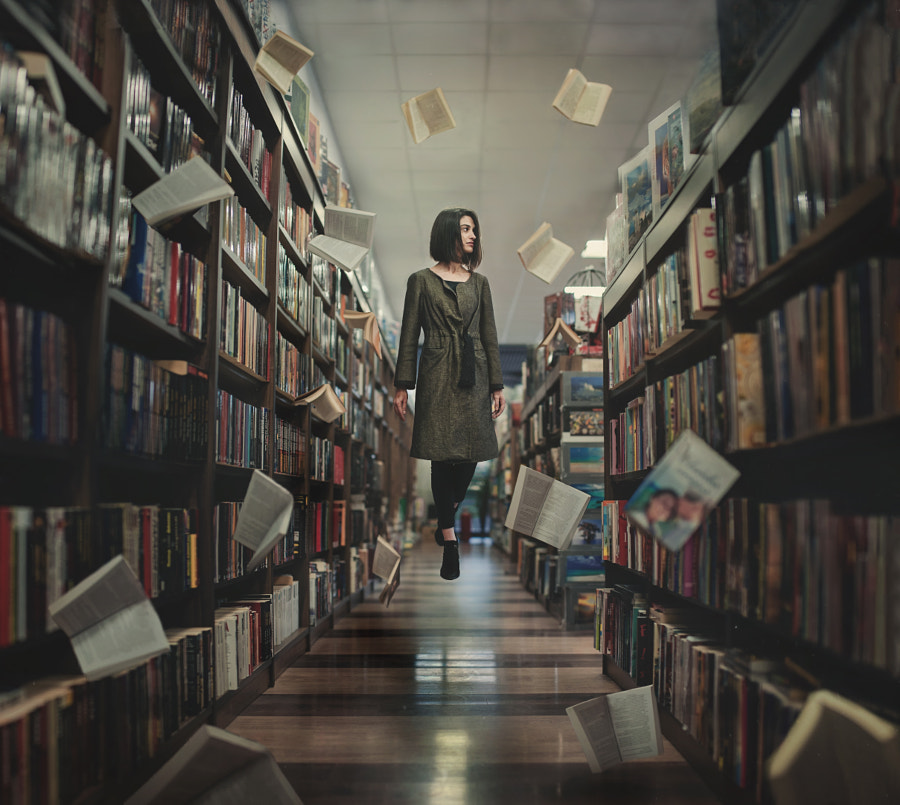 Photograph Unread book by Alexander Lazarov on 500px