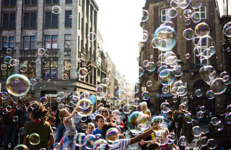 Bubble City by Adriana Manni on 500px