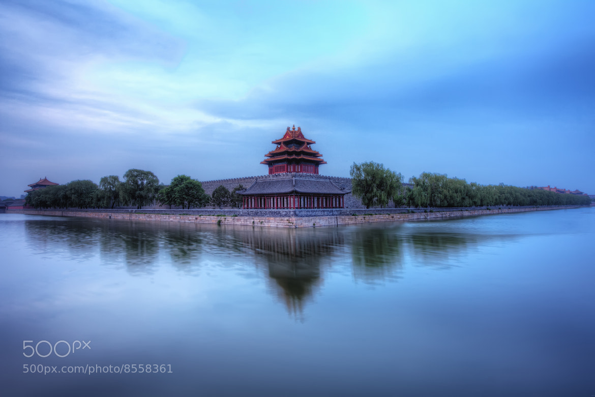Photograph The Forbidden City by Conor MacNeill on 500px