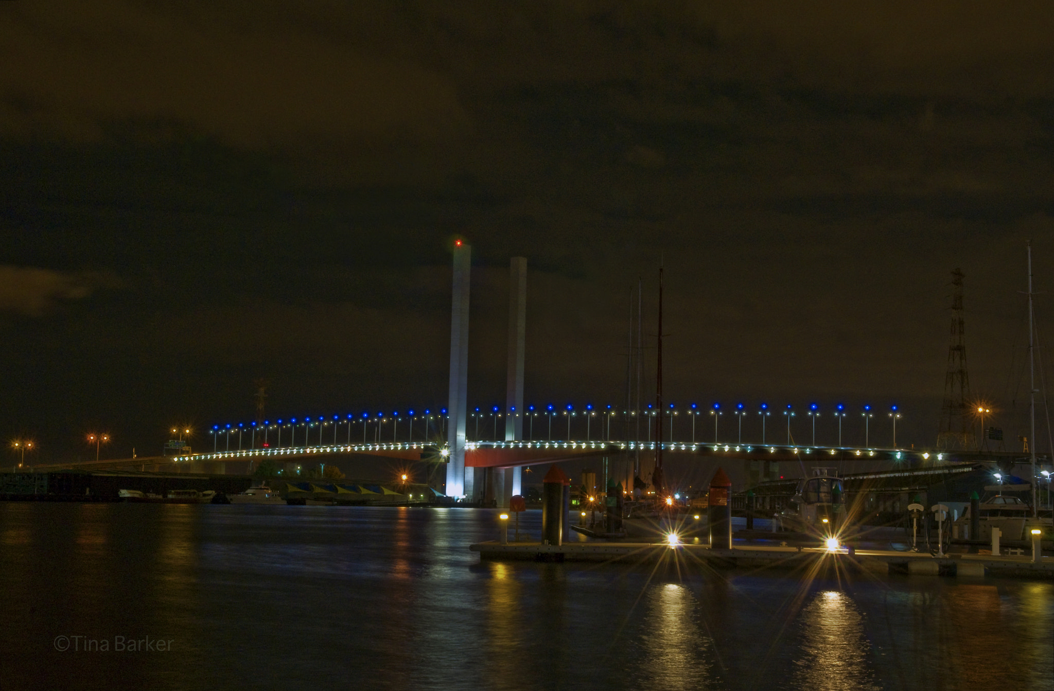 Photograph The Bolte Bridge by Tina Barker on 500px