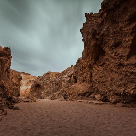 Salt passages