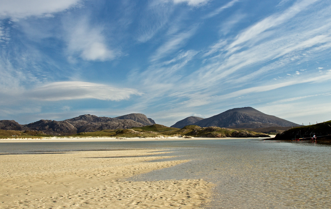 Photograph Uig Beach  - isle of lewis by rachel dunsdon on 500px