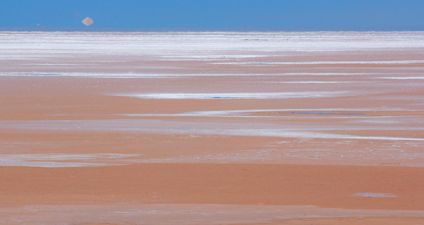 Photograph Salinas Grandes mirage by rachel dunsdon on 500px