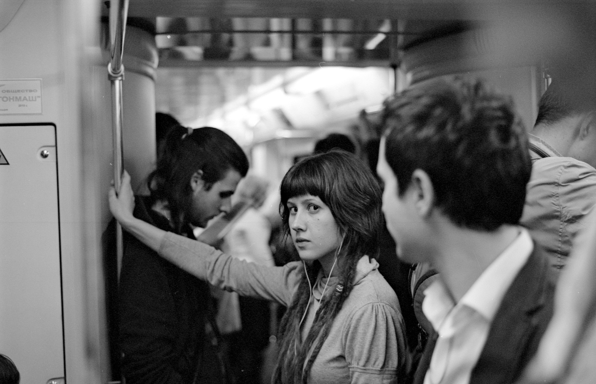 Photograph Subway people by Roman Sotnikov on 500px