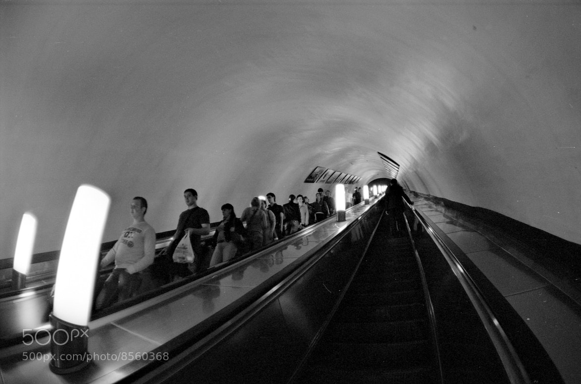 Photograph Downstairs by Roman Sotnikov on 500px