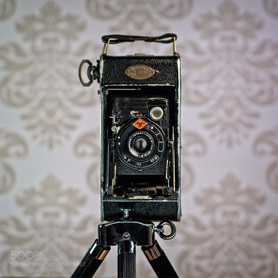 Photograph CameraSelfie #9 by Juergen Novotny on 500px