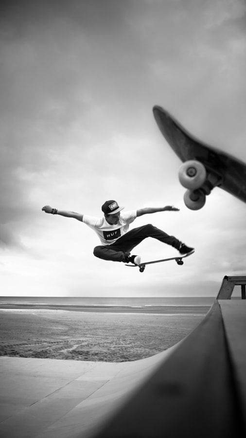 Far West Skate  I by Thierry Matsaert on 500px.com