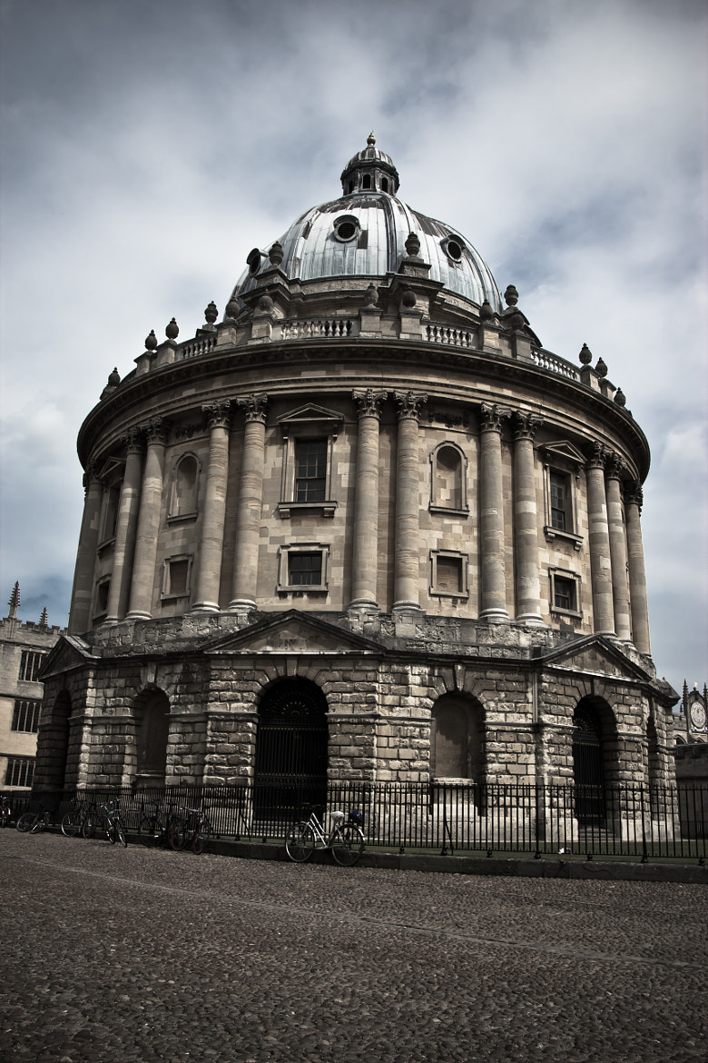 Photograph Radcliffe Camera by Jon Banks on 500px