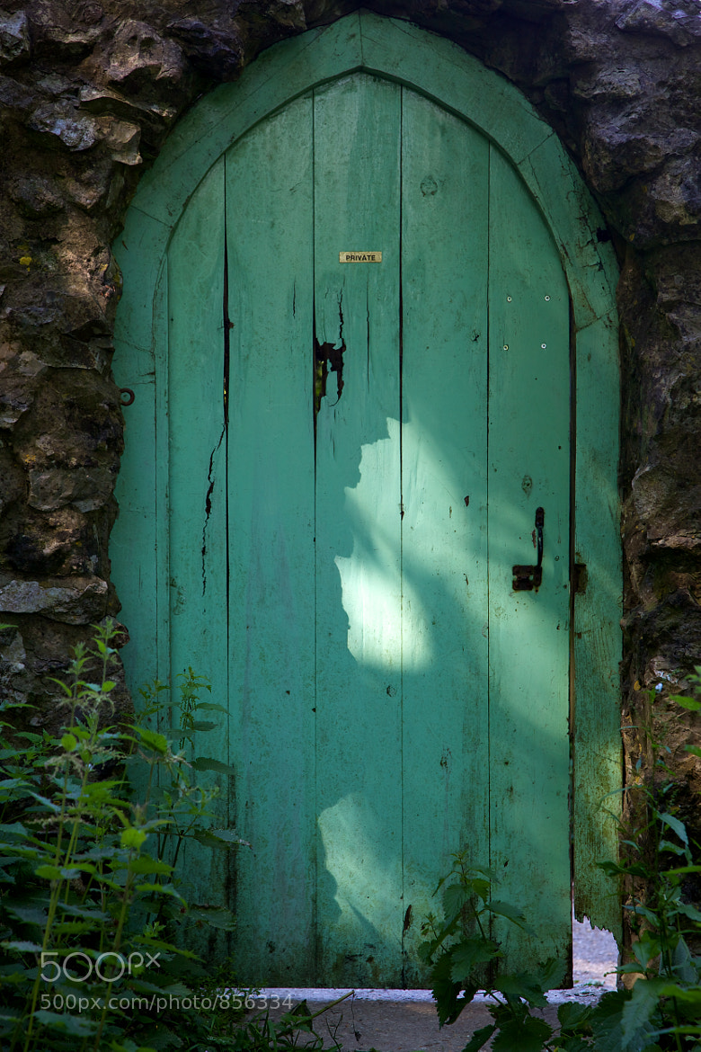 Photograph Green Door by Steven Parker on 500px
