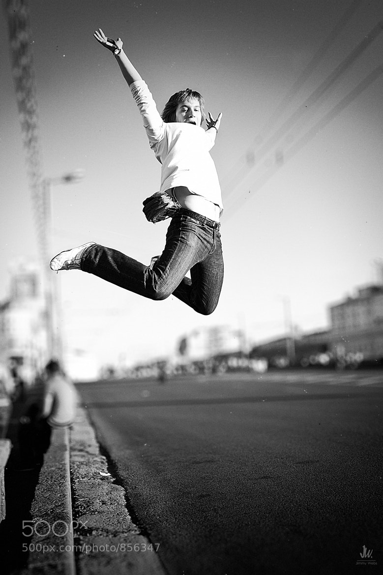 Photograph Jump! by James Webs on 500px