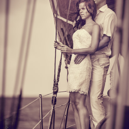 Romantic journey.