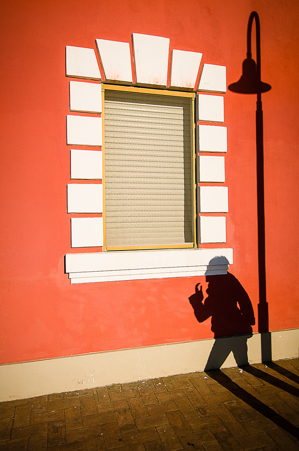 Photograph shadow on color by Antonio Cutrona on 500px