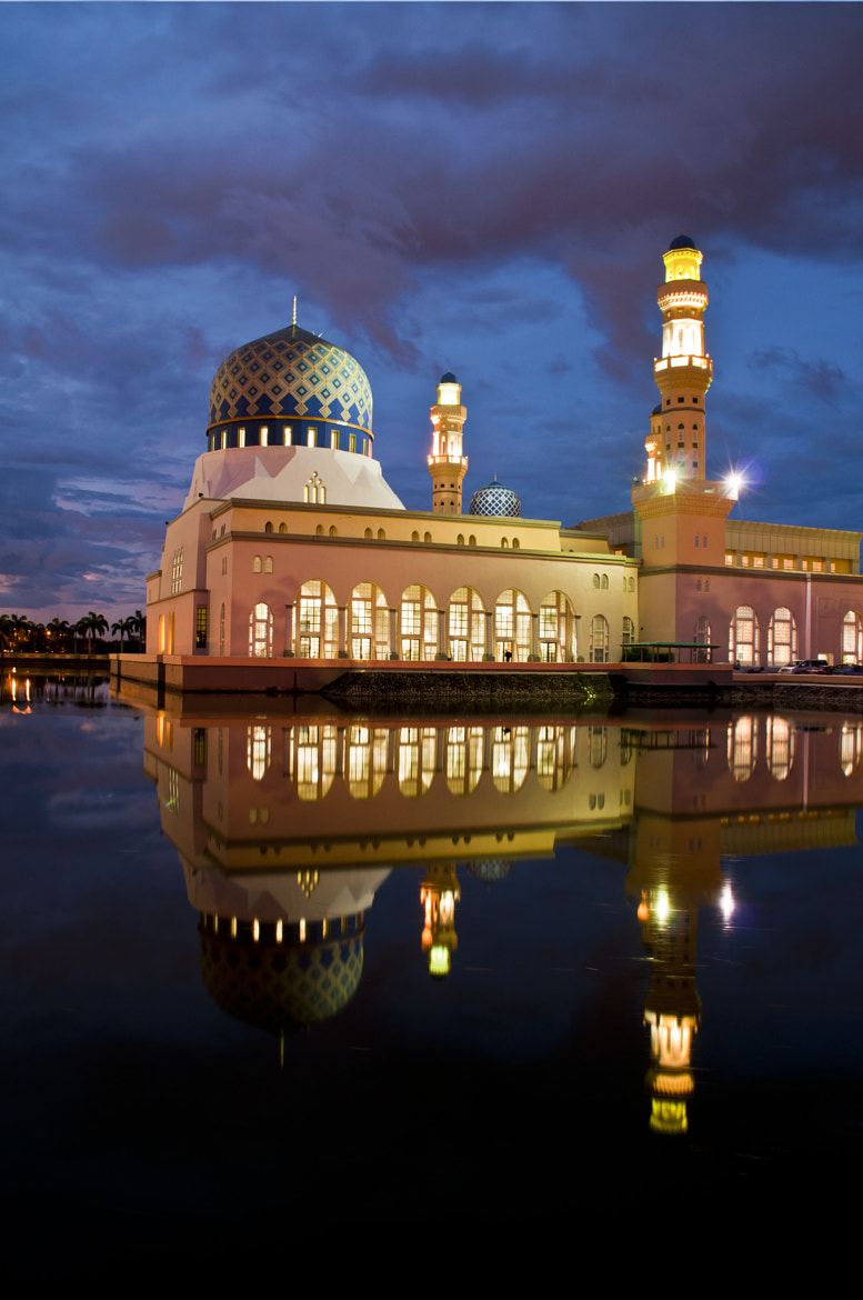 Photograph mosque reflection by Arif Othman on 500px