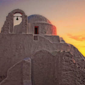 mykonos by iannis lag (iannis)) on 500px.com