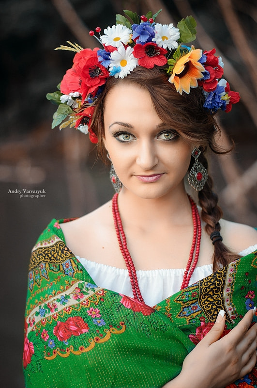 Photograph Portrait of Ukrainian girls 2 by Andry Varvaryuk on 500px