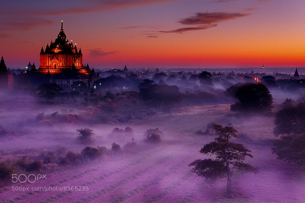 Photograph Myanmar by Eric Tan on 500px