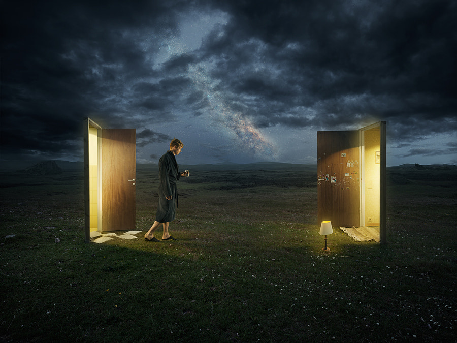 Dreamwalker by Erik Johansson on 500px.com