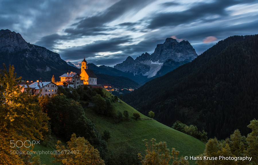 This photo was shot during the Dolomites East September 2014 photo workshop.