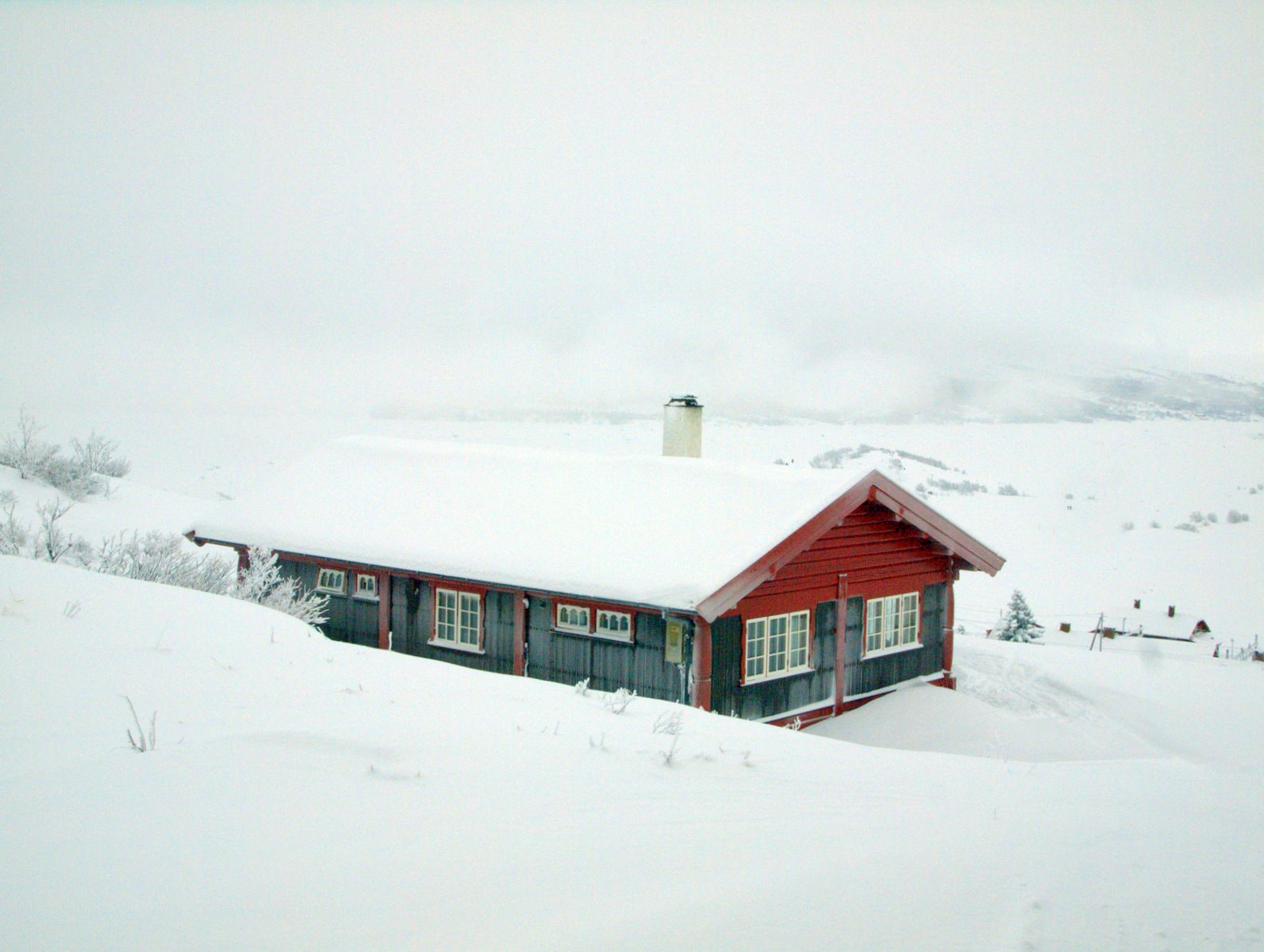 Photograph Cabin by Eivind N on 500px