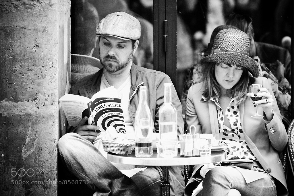 Photograph La routine by Regards Parisiens on 500px