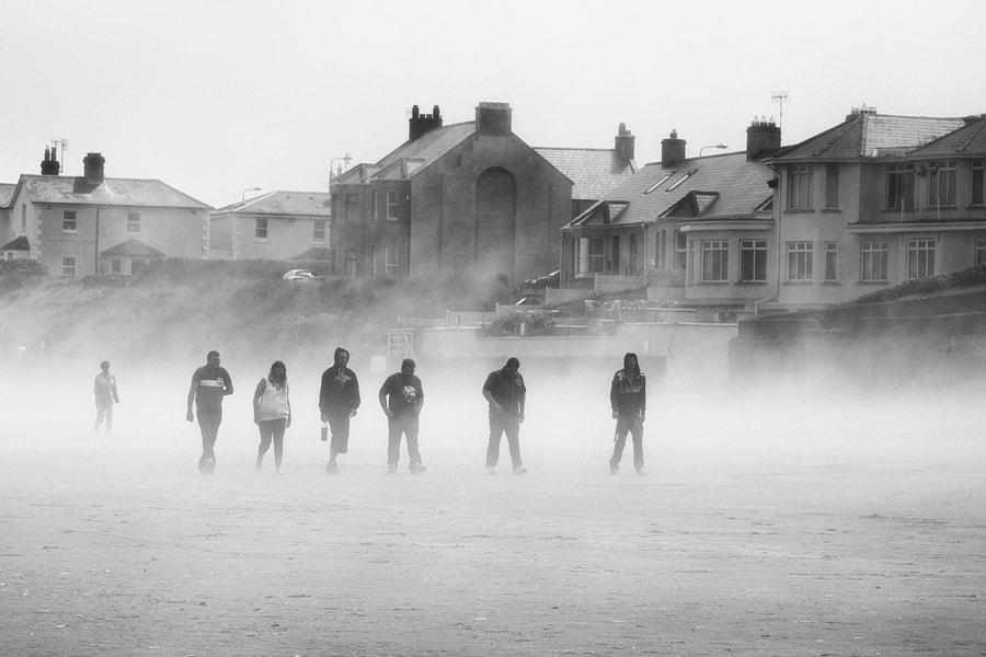 Photograph Boyz in the Mist by Eimhear Collins on 500px