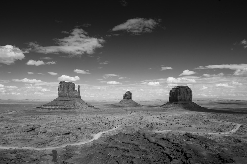 Photograph Monument Valley by Stefano Montagner on 500px