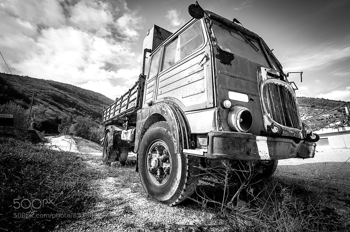 Photograph old truck by Antonio Cutrona on 500px