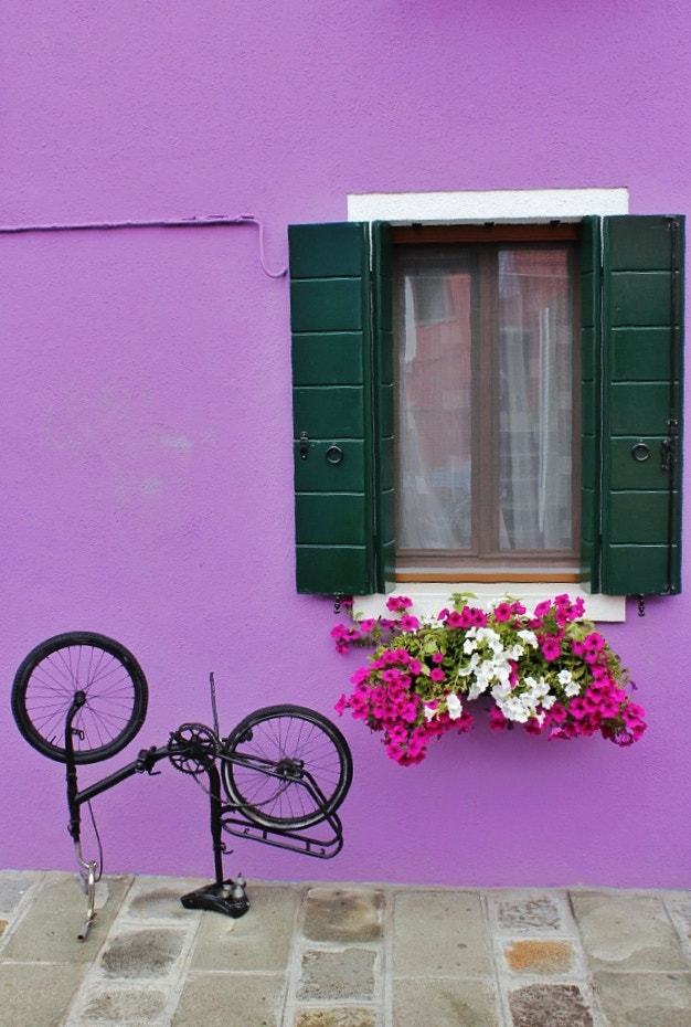 Photograph Burano, simply stunning by Sara S. on 500px