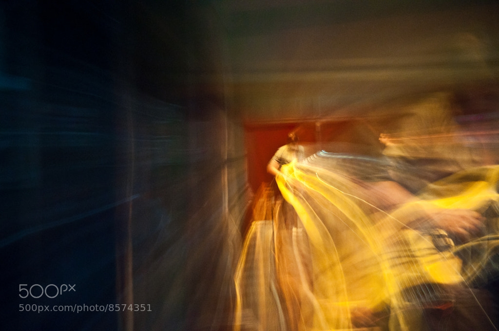 Photograph Guitar energy by Vero Attala on 500px