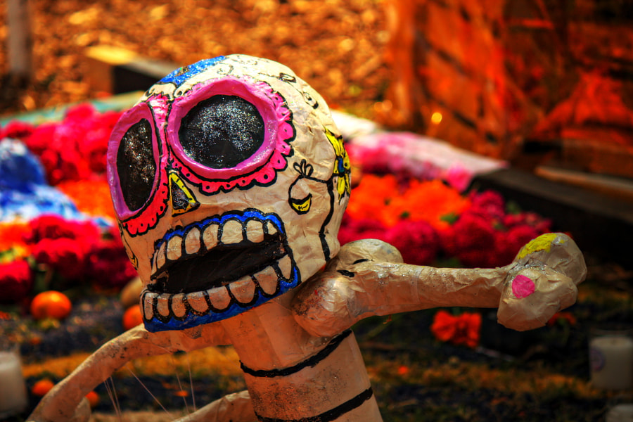 Day of the Dead in Mexico by Carlos Minutti on 500px.com