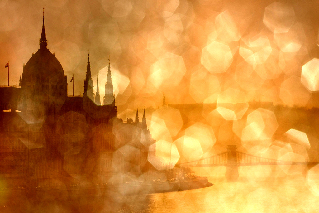 Photograph Golden city by Gabi Lukacs on 500px