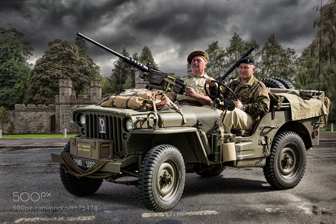 Photograph SCOTTISH ARMY by jordi garriga on 500px