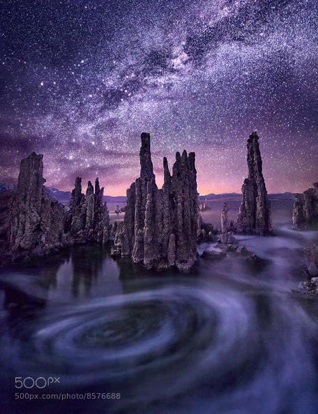Photograph Around the Night by Marc  Adamus on 500px