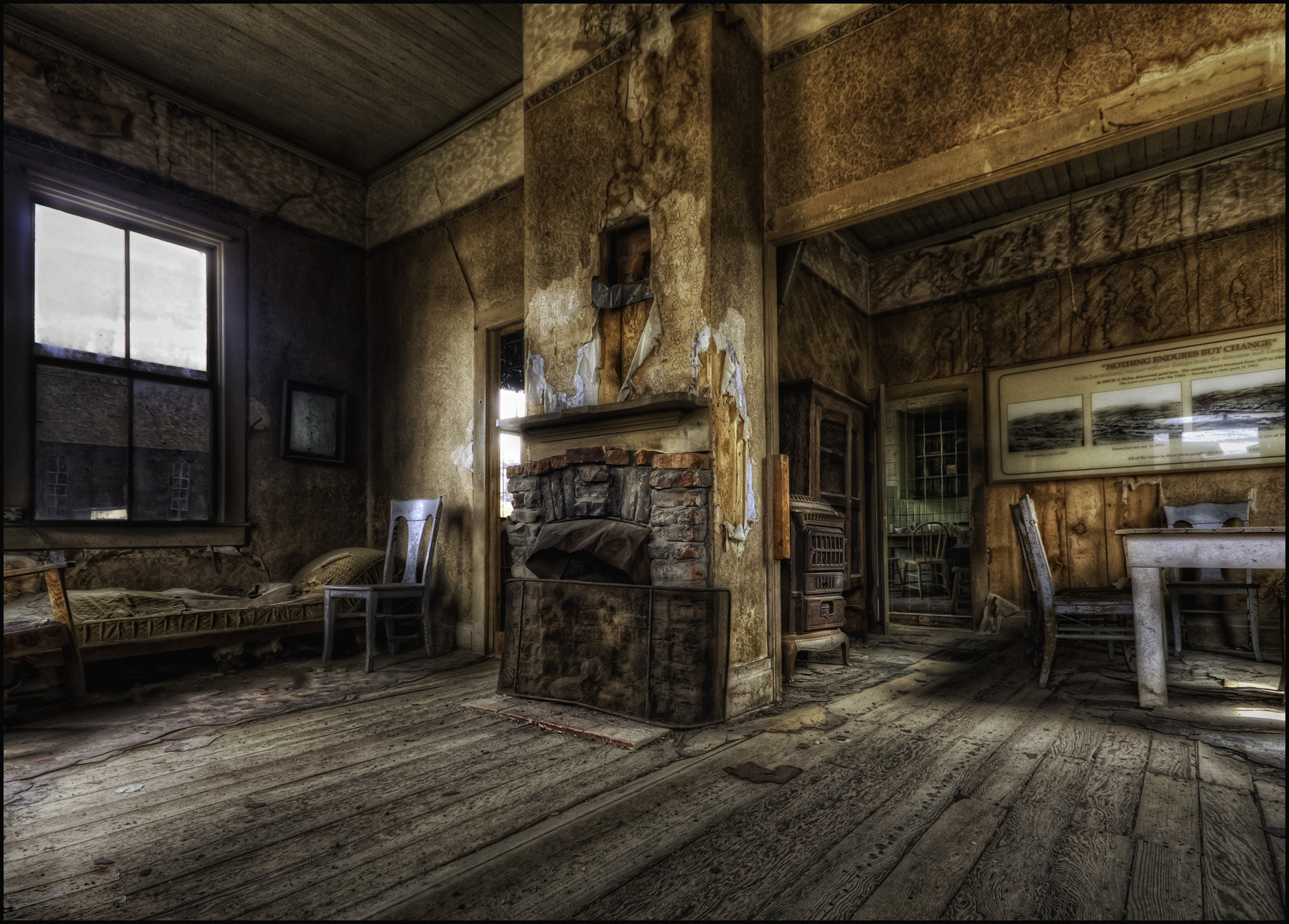 Photograph Bodie Abandon by Marianne Bush on 500px