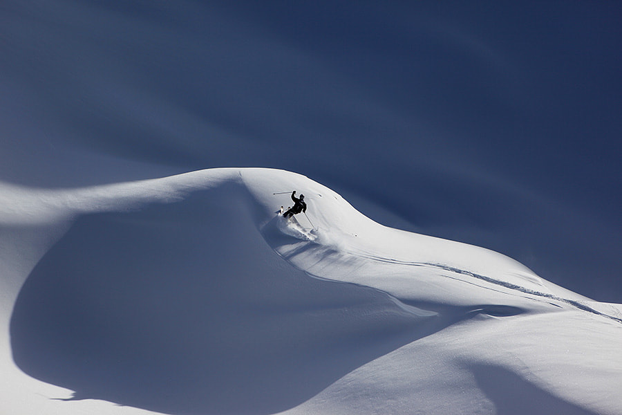 Photograph Skiing by Pedro Ferrão Patrício on 500px