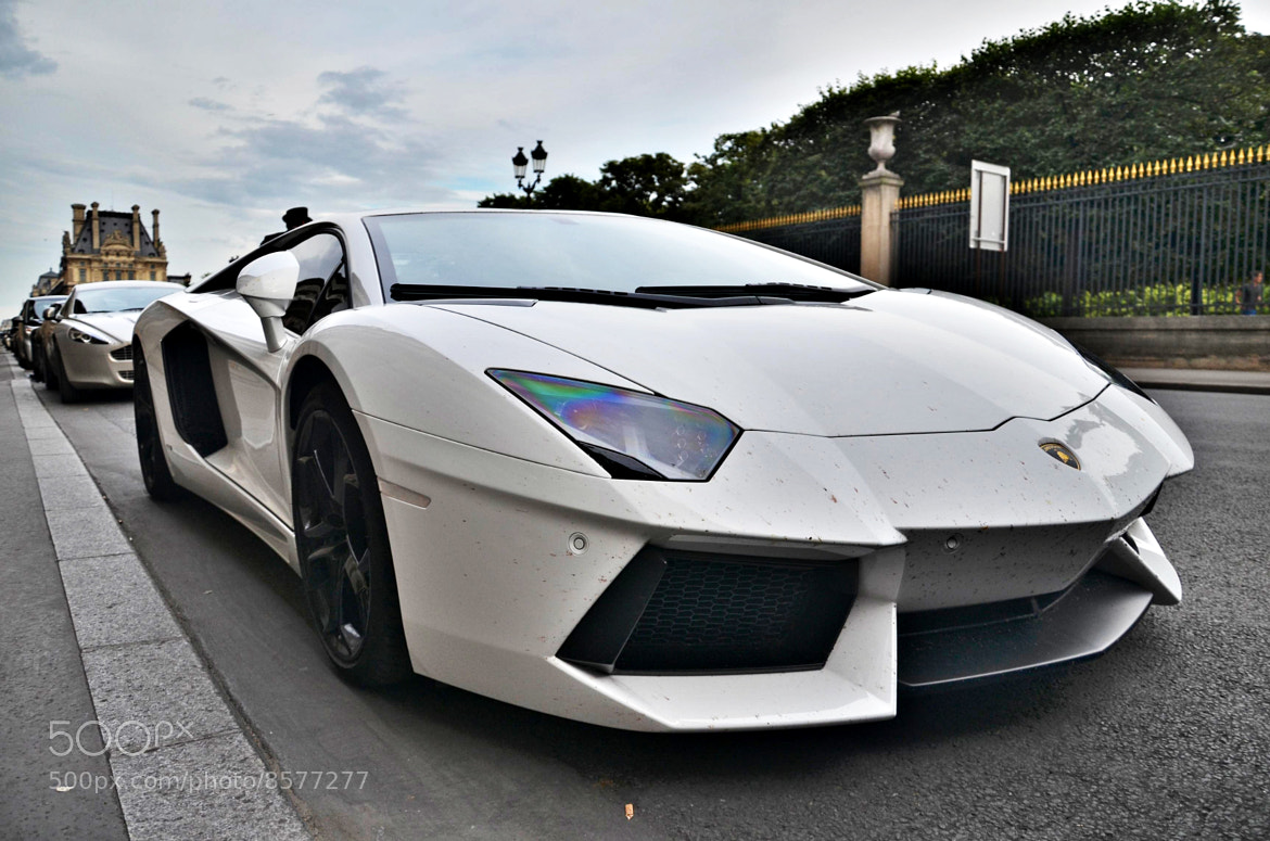 Photograph LP 700-4 Aventador by Paul SKG Photography on 500px