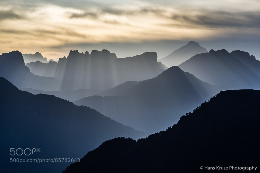 This photo was shot before the Dolomites East September 2014 photo workshop.