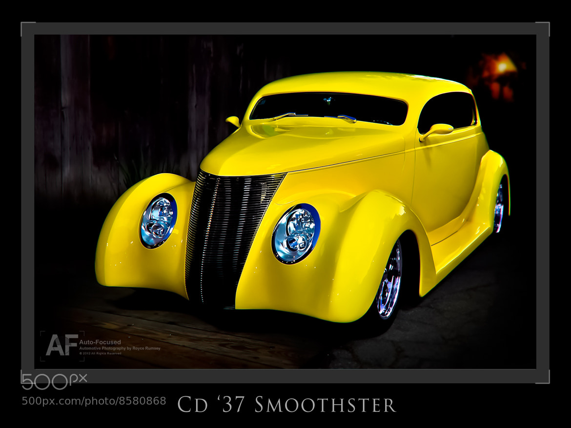 Photograph Cadmium Smoothster by Royce Rumsey on 500px