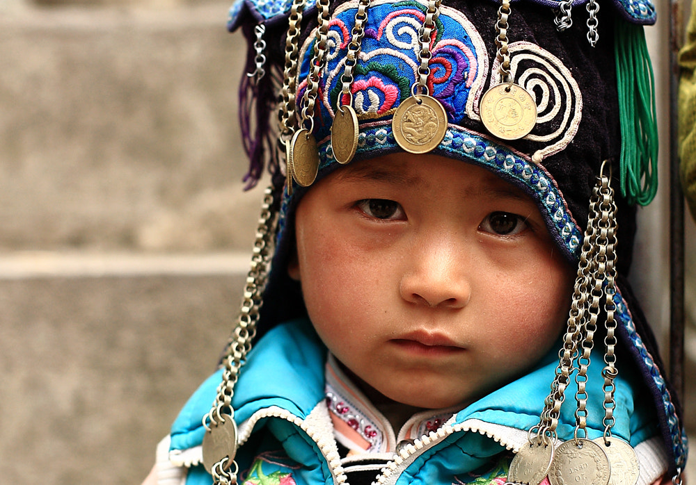 Photograph Little chinese girl by Viet Hung on 500px