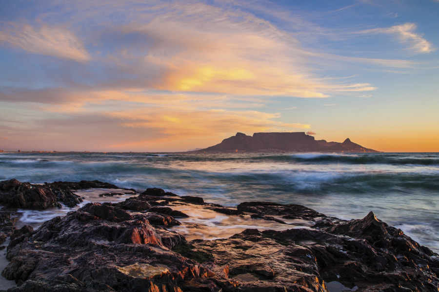 Cape Town, South Africa by Ilonde van Hoolwerff on 500px.com