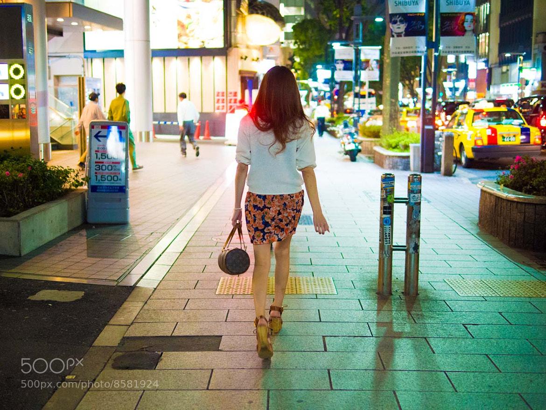 Photograph Into Shibuya. by Brandon Woo on 500px