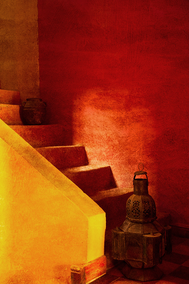 Photograph Kasbah Stairs by Brenda Tharp on 500px