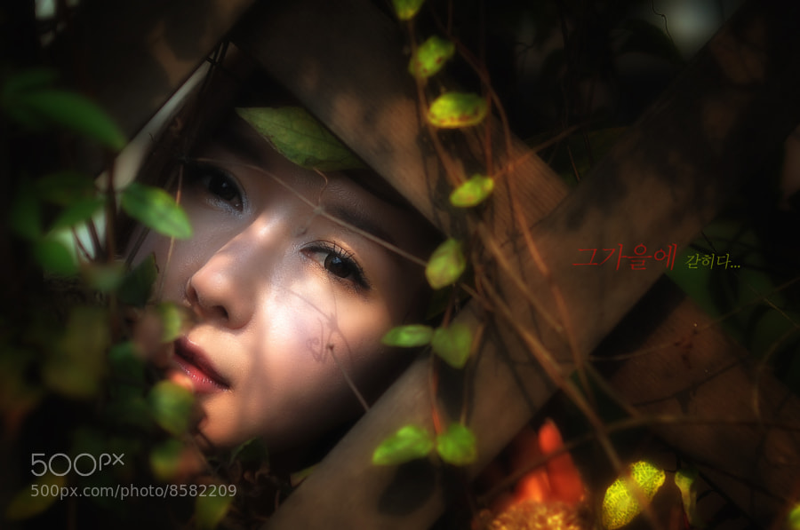 Photograph One's Eye by LightChaser .. on 500px