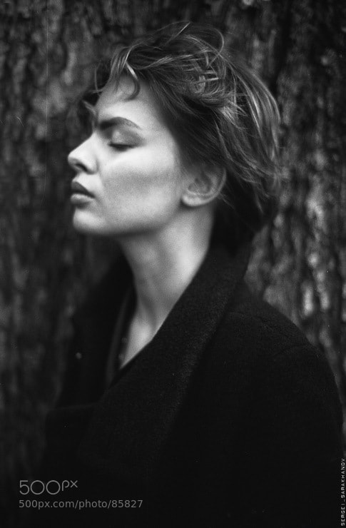 Photograph Sofie by Sergei Sarakhanov on 500px