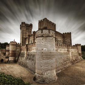 El castillo de luz/The castle of light by Ariasgonzalo . (Ariasgonzalo)) on 500px.com