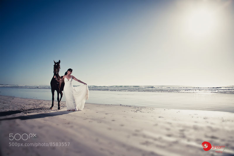 Photograph Arniston Bride by Kobus  Tollig on 500px