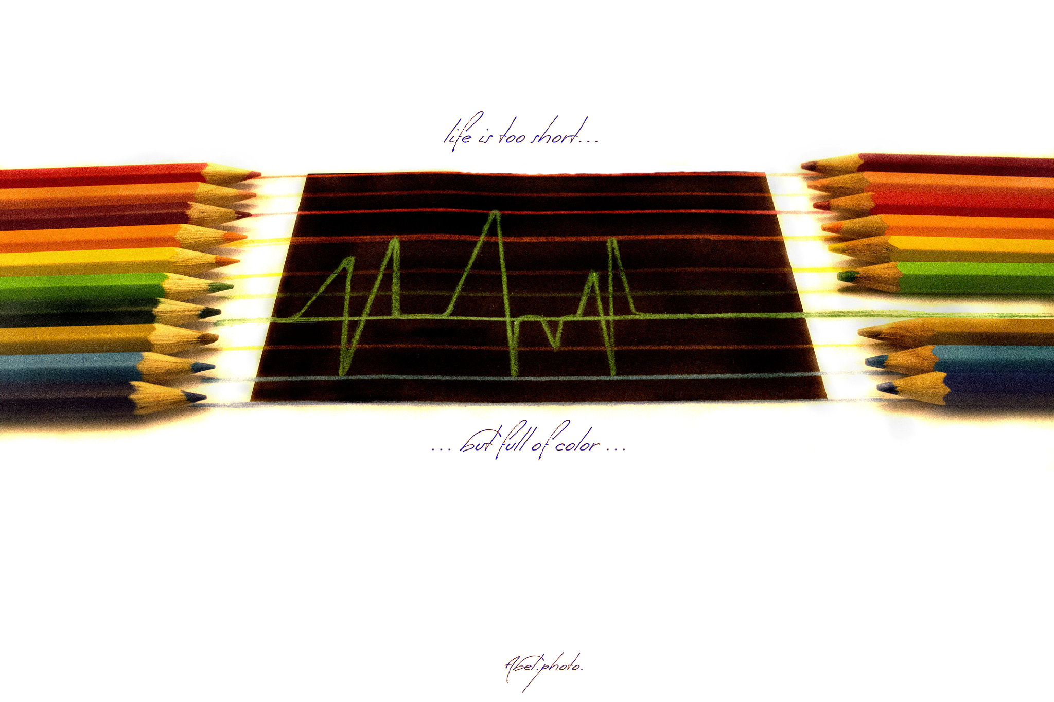 Photograph Electrocardiogram. by Abele Cirillo on 500px