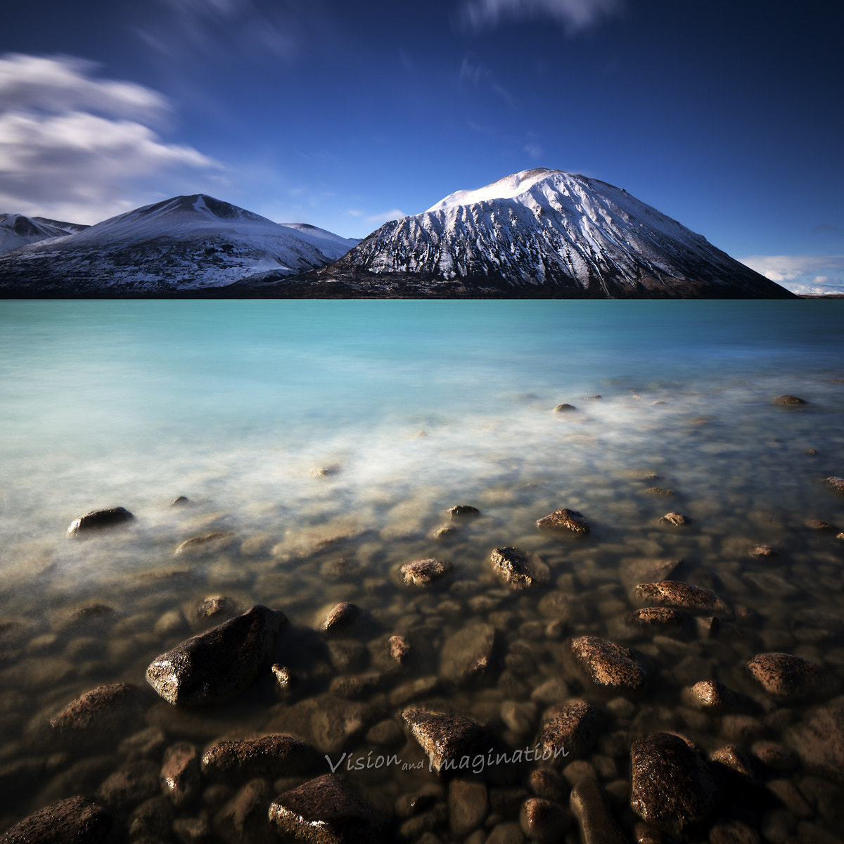 Photograph Icy Water by Garry Schlatter on 500px